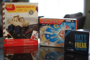 Reeves Toys Holiday Giveaway