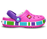 Neon-Magenta-and-Neon-Purple-Kids-Crocband-LEGO-Mammoth-Clog-_14631_6N4_IS