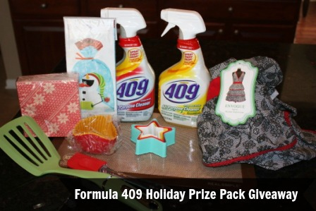 formula 409 holiday prize pack giveaway