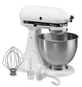 kitchen aid classic mixer black friday deal