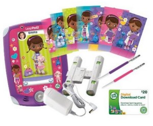 leappad2 doc mcstuffins amazon deal