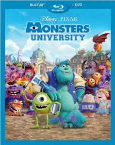 monsters university blu ray combo pack deal