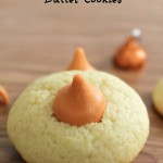 Thumbnail image for Pumpkin Thumbprint Butter Cookie Recipe