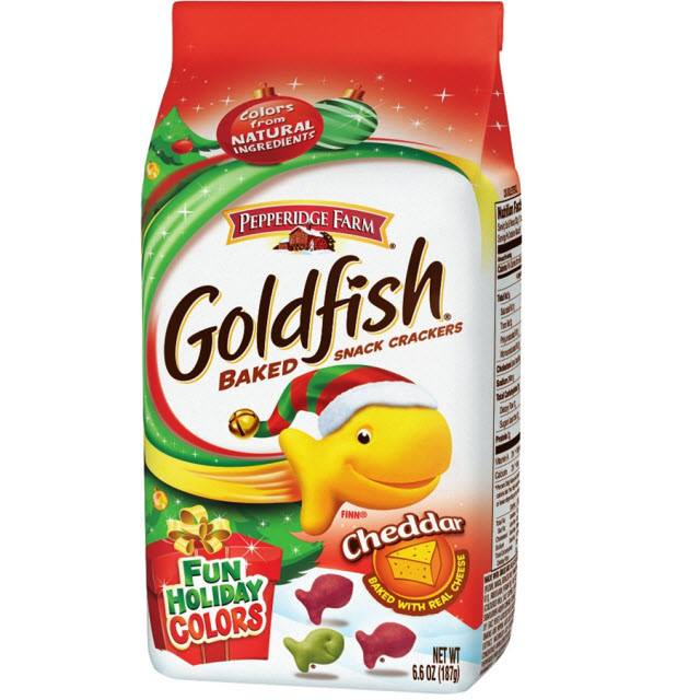 picture about Goldfish Printable Coupons identified as Refreshing Pepperidge Farm Goldfish Coupon Preserve $0.35/1