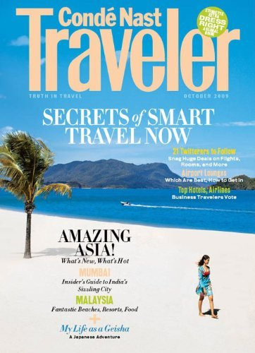 conde nast publications traveler bnpg