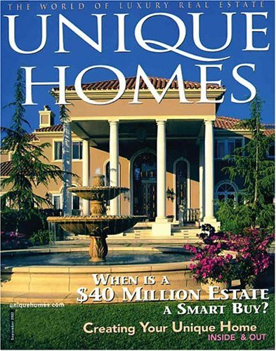 Today You Can Purchase A 1 Year Subscription To Unique Homes Magazine For  Just $8.99 With Coupon Code STRETCHINGABUCK At Checkout.