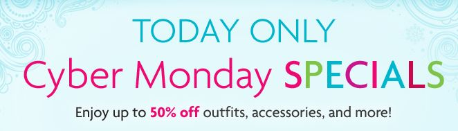 american girl cyber monday sale