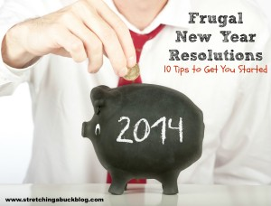 frugal new year resolutions 10 tips to get you started
