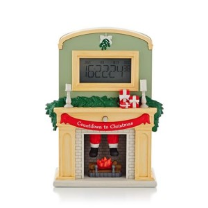 hallmark coundown to christmas keepsake ornament