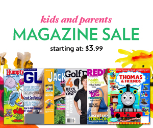 Discount Mags Parents and Kids Sale
