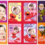 Thumbnail image for Kids Photo Valentine's Day Cards for $0.99 per Sheet ($0.25 each!)