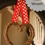 Thumbnail image for Easy DIY Valentine's Day Heart Wreath + 10 Heart Wreath Ideas