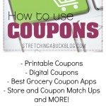 Thumbnail image for How to Use Coupons | Tons of Great Tips & Tricks to Get You Started!