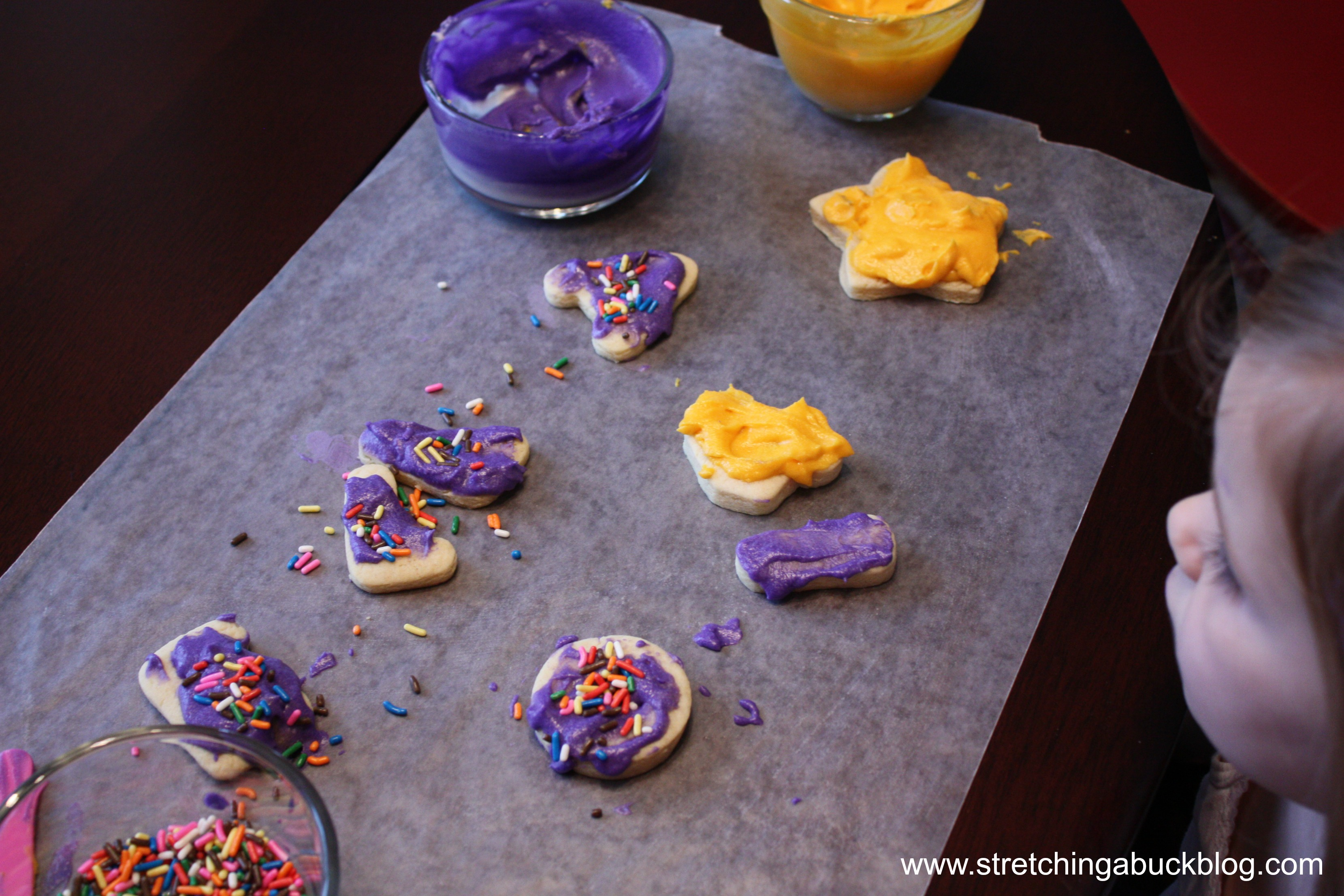 New Year's Activity for Kids | Sugar Cookie Decorating ...