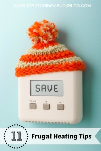 11 frugal heating tips
