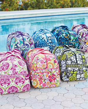 140220 Secondary Getawayduffel You Can Get One Of These Great Getaway Duffel Bags From Vera Bradley