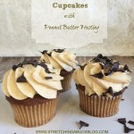 Thumbnail image for Banana Chocolate Cupcakes with Peanut Butter Frosting