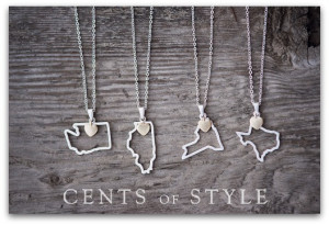 cents of style state necklace sale