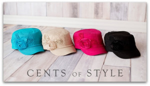 cents of style hat sale