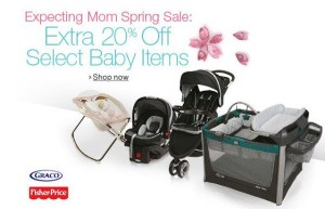 amazon baby expecting mom spring sale