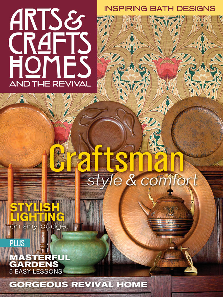 Arts crafts home magazine subscription deal 1 year for for Home magazines