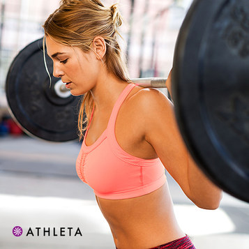 athleta on zulily