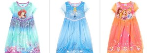 disney princess nightgown sale