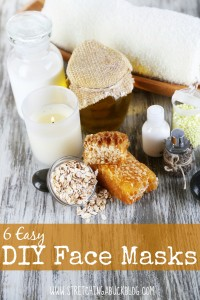easy diy facial