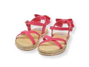 janie and jack pink sandals