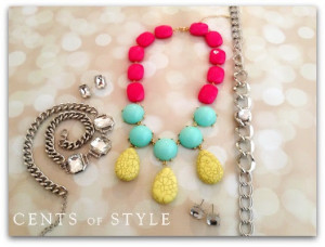 cents of style necklace sale