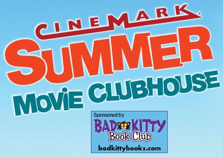 2014 cinemark $1 summer movie clubhouse