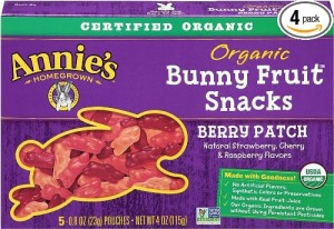 annie's fruit snacks