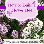 Thumbnail image for How to Build a Flower Bed