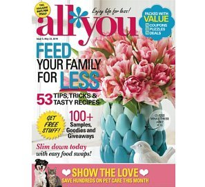 all you magazine mothers day subscription sale