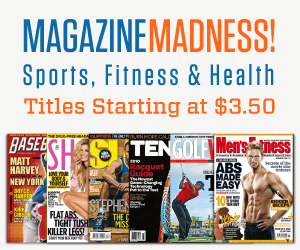 march madness magazine subscription sale