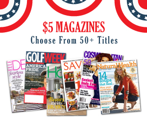 High five magazine discount coupon code