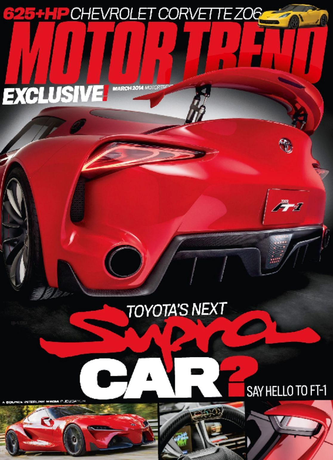 Motor Trend Magazine Subscription Deal 1 Year For