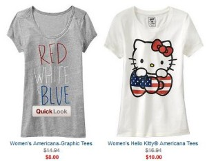 old navy july fourth tees