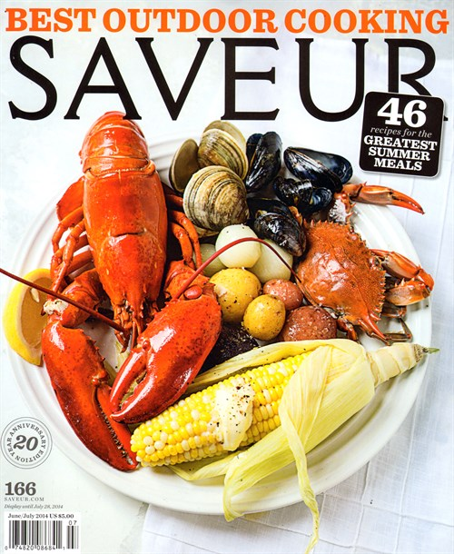 TODAY ONLY!! Saveur Magazine $...