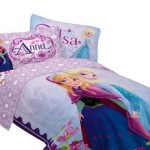 Post image for Disney Frozen Celebrate Love Twin Comforter for $32.99