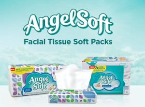 angel soft facial tissue soft packs product review walmart
