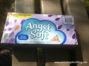 angel soft on the go tissues product review park