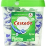Thumbnail image for Cascade ActionPacs Dishwasher Detergent for $0.16 Per ActionPac Shipped