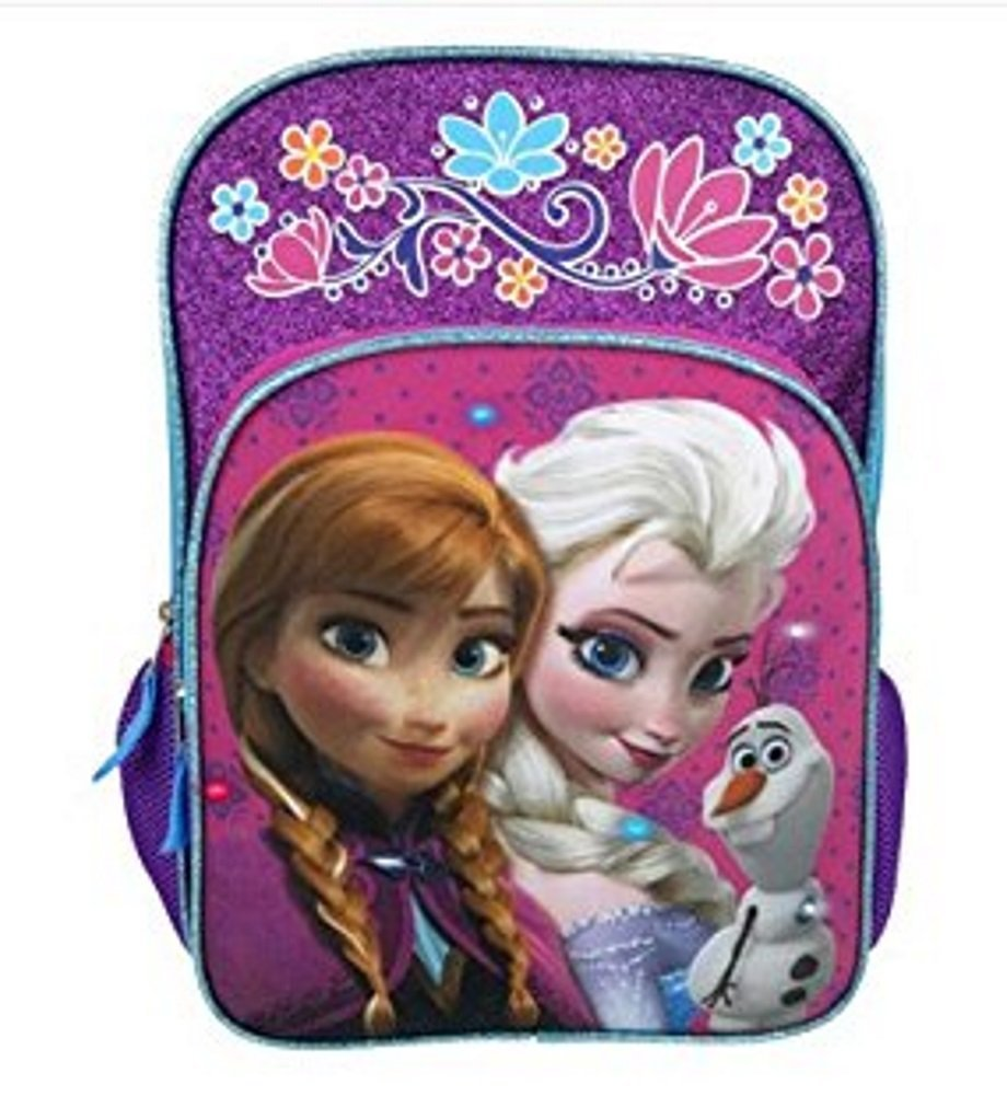 Disney Frozen Backpack and Lunch Box - Stretching a Buck ...
