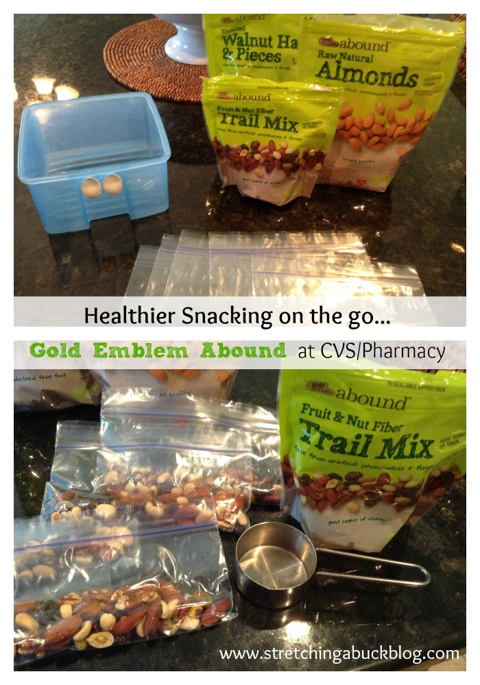 healthier snacking on the go cvs pharmacy