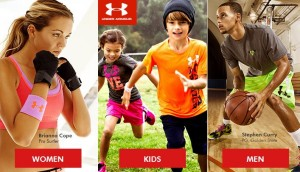 under armour zulily sale