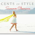 Thumbnail image for Cents of Style Summer Clearance Sale