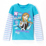 Thumbnail image for Save 45% on Frozen Fashion Shirts