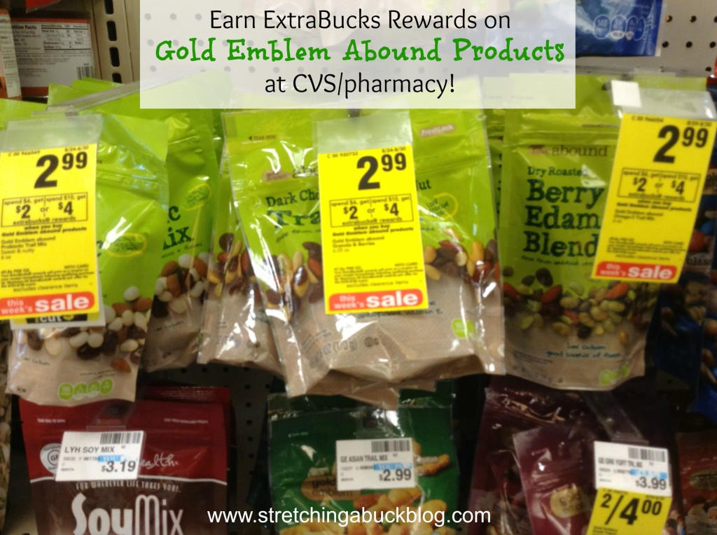 cvs extrabucks rewards program
