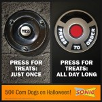 Thumbnail image for Sonic Drive-In Deal | $0.50 Corn Dogs on Halloween